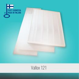 Filter set for VALLOX 121...
