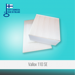 Filter set for VALLOX 110...