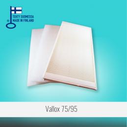 Filter set for VALLOX 75/95...