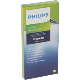 Philips Saeco cleaning tabs...