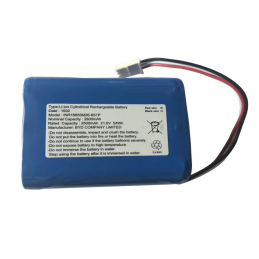 Li-ion rechargeable battery...
