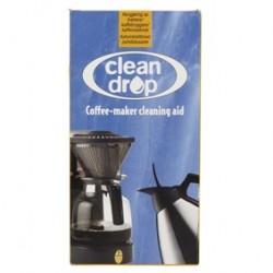 Clean Drop puhdistusaine kahvinkeittimille