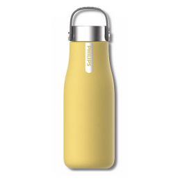 Philips Smart UV-C LED self-cleaning bottle, 0,6 l, yellow ( AWP2788YL/10)
