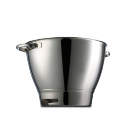 36386 Bowl Stainless Steel with handles 6,7 l Major & Chef XL