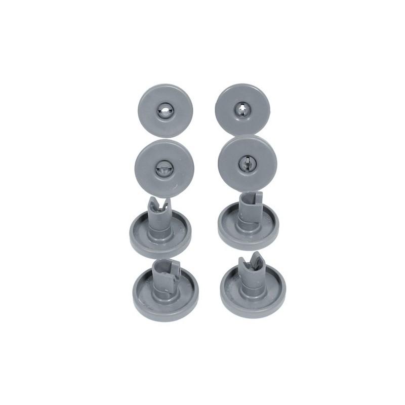 50286965004 Dishwasher Basket Wheels 8 pcs (Electrolux, Zanussi)
