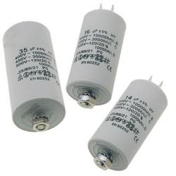 230005 Kondensaattori 10 uF - 450 V
