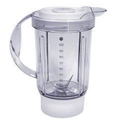 KW640355 Kenwood Plastic Blender for Kitchen machines