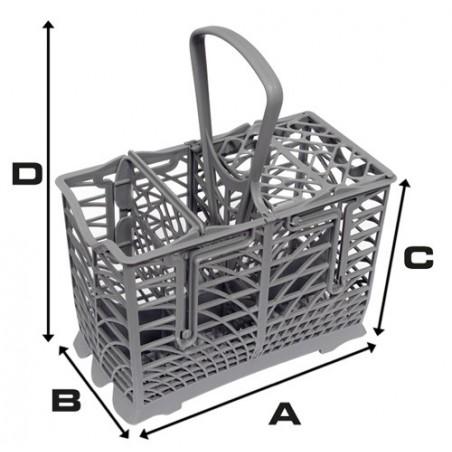 Smeg Cutlery Basket 691410477