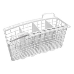Indesit/Ariston Cutlery Basket (for 45cm models)