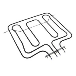 Oven heating element + grill element Smeg 1645W + 730W 220V / 1960W + 870W 240V