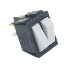 Pienlaitteen Virtakytkin 2-osainen (22mm X 26mm)