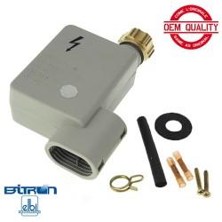 3091058 Aquastop - Sähköinen magneettiventtiili (sopii 091058 Siemens/Bosch)
