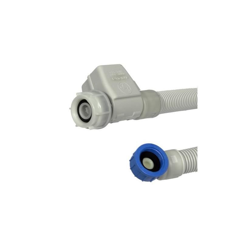 Aquastop inlet hose 1,5 m (safety valve)
