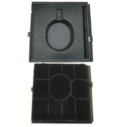 Aktiivihiilisuodatin Elica 256x262x40mm