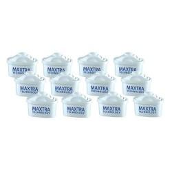 Brita Maxtra + filters 12 pcs