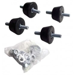 Vibration Absorber Kit 39x22mm