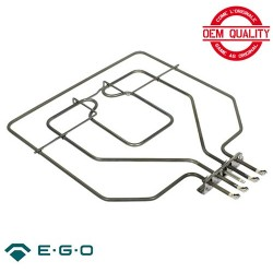Uunin vastus Bosch Siemens 2800W, ylävastus (00470845)