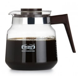 Moccamaster Glass Jug 1,25 l Brown (with lid)