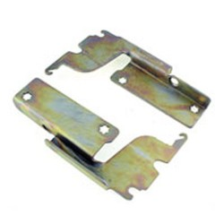 Door hinges for WHIRLPOOL dishwaher (481241718309)