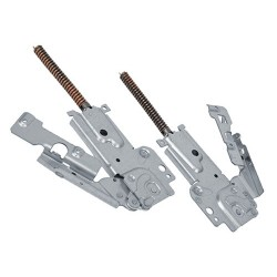 Door hinge for ELECTROLUX AEG dishwasher (4055071312, 4055180832)