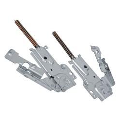 ELECTROLUX AEG tiskikoneen luukun saranat (4055071312, 4055180832)