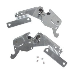 Door hinge for WHIRLPOOL dishwasher (481231018966, 481241719239, 481241719241, 481250218634)