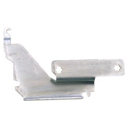 Door hinge for WHIRLPOOL, WHIRLPOOL BAUKNECHT dishwasher (481241718773)