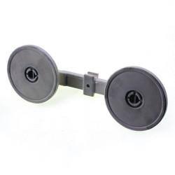 Korghjul till diskmaskin (MIELE)