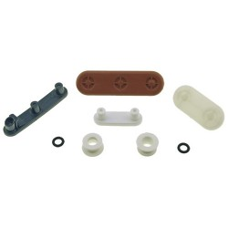 Basket Wheel kit for ELECTROLUX ZANUSSI (50221870004), ELECTROLUX () dishwasher