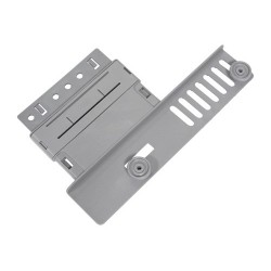 Dishwasher basket adjustment, right, for SMEG (698290464, 698290459)