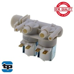 Electrovalve 2- ways (MERLONI ARISTON 066518, 074586, MERLONI INDESIT)