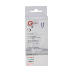 Cleaning tablets for UNIVERSAL(), BOSCH SIEMENS (310575) coffee machines