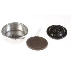 Ariete Novecento Filter 2-koppar med thermocream och packning